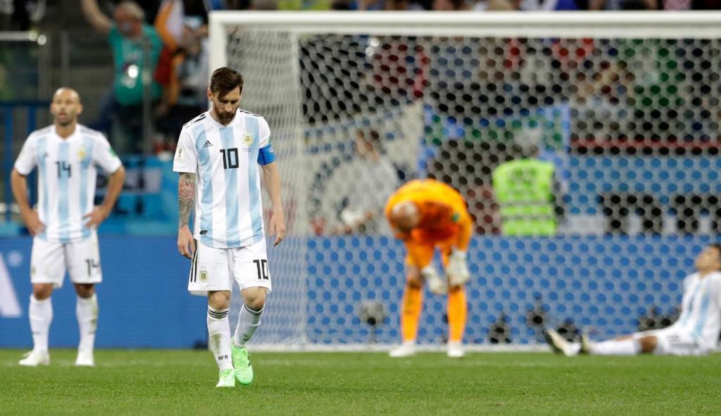 Messi Dipastikan Pensiun Dari Timnas Argentina