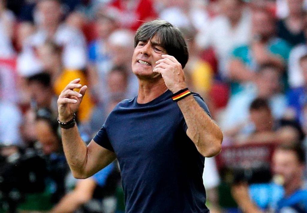 Jerman Kalah Joachim Low Kemungkinan Mundur