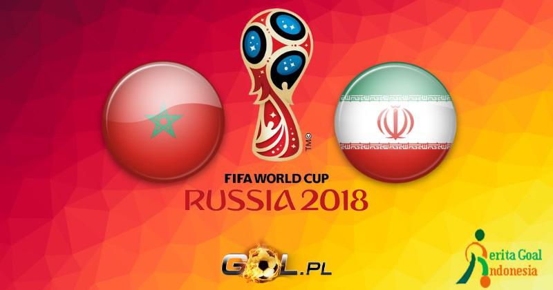Gol Bunuh Diri, Iran Ungguli Maroko