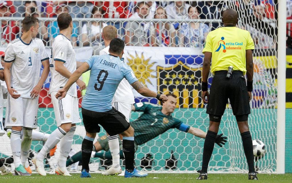 Uruguay Juara Grup A Piala Dunia
