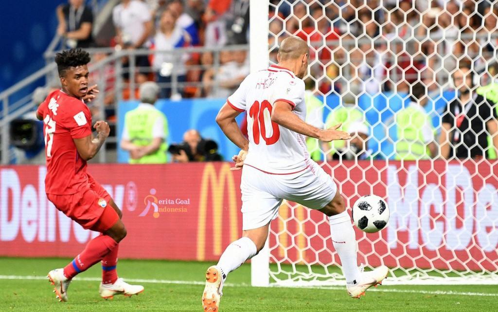 Akhiri fase Grup, Panama vs Tunisia 1-2