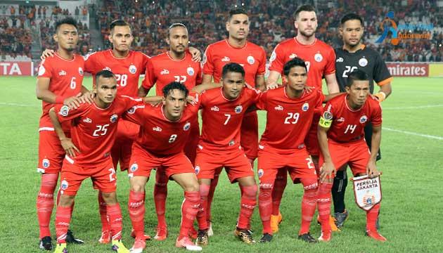 3 Poin Persija Berhasil Melaju Putaran Liga II 2018