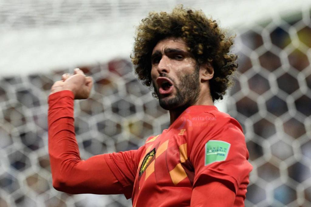 Cetak Sejarah, Belgia vs Jepang 3-2