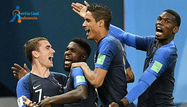 Alasan Prancis Akan Kalahkan Kroasia di Final Piala Dunia 2018