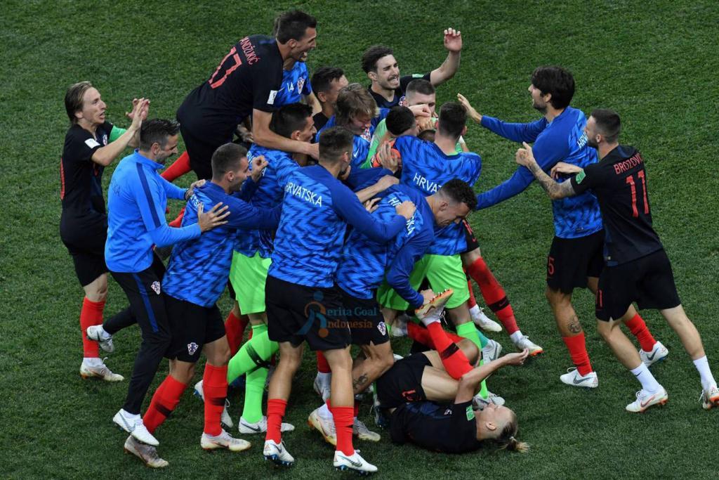 Berujung Penalti, Kroasia vs Denmark 3(Pen)-2(Pen)