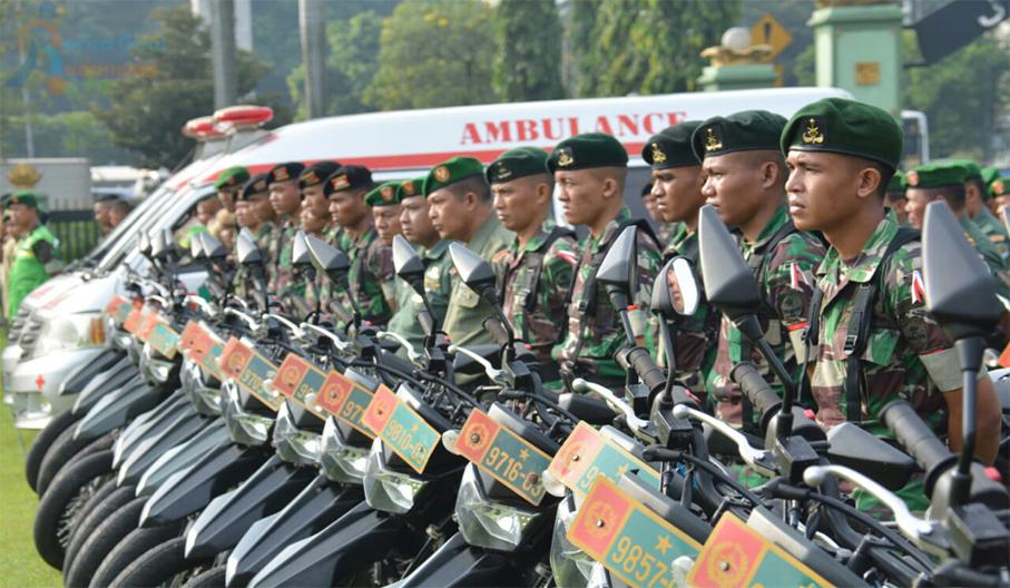 TNI-Polri Dipersiapkan Dalam Asian Games 2018