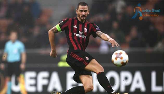 Juventus Tak Menerima Leonardo Bonucci