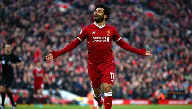 Mohamed Salah 100% Sembuh Total