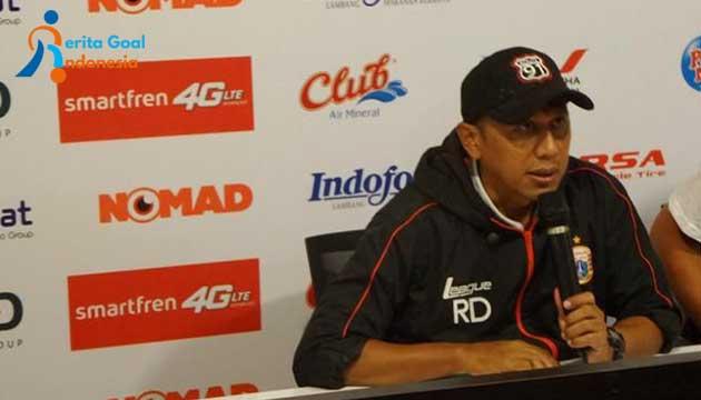 Rahmad Darmawan mengundurkan diri dari Sriwijaya FC