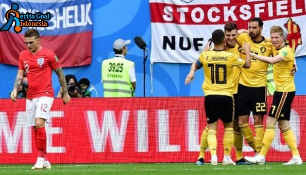 Hasil Pertandingan Lengkap Belgia Vs Inggris Dengan Skor 2-0