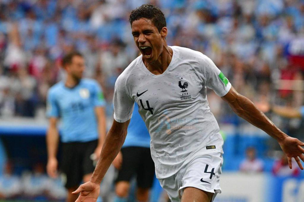 Prancis Masuk Semifinal, Uruguay vs Prancis 2-0