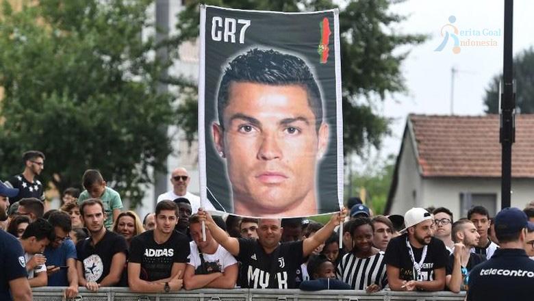 Transfer Cristiano Ronaldo Berdampak Euforia Bagi Juventus