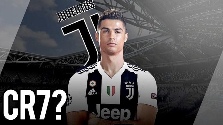 Kepastian Ronaldo Pindah Ke Juventus