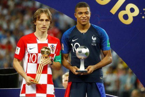 Pemain Terbaik Pada Piala Dunia 2018
