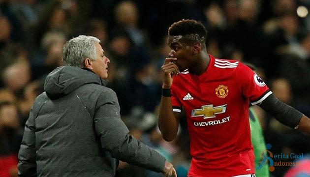 Mourinho Tantang Paul Pogba Untuk Tampil Lebih Baik Di Musim Depan