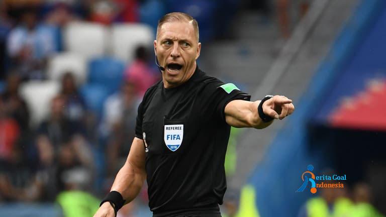 Wasit Argentina Pimpin Final Piala Dunia 2018