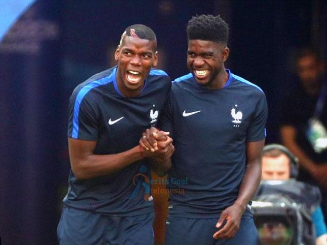 Umtiti : Prancis Butuh Pogba
