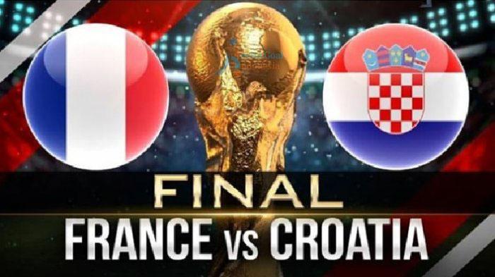 Bertemu Kroasia di Final, Prancis Dituntut Bermain Tenang dan Berfokus Penuh.