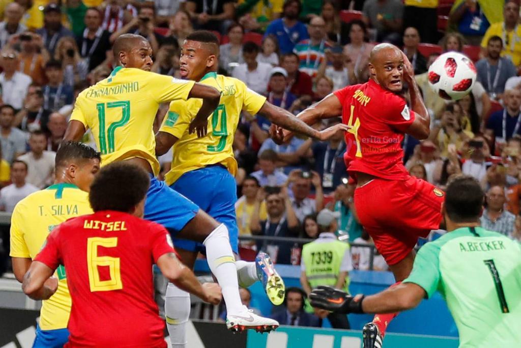 Brasil vs Belgia