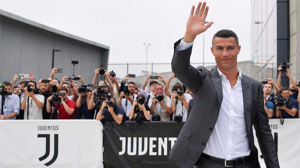 Tes Medis Yang Dijalani Cristiano Ronaldo di Juventus