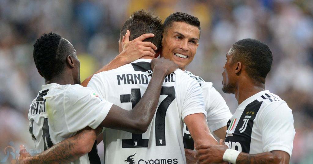 Serie A 2018/2019 : Juventus vs Lazio 2-0