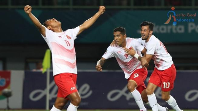 Prediksi Untuk Asian Games 2018 : Indonesia VS UEA