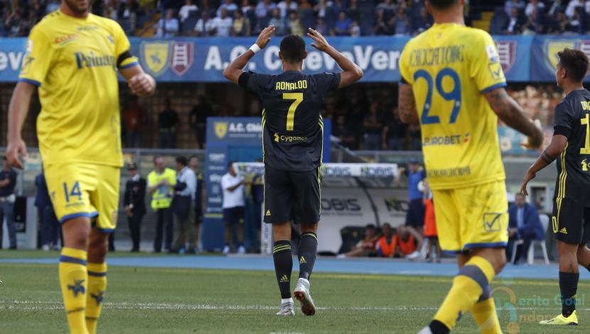 Debut Cristiano Ronaldo Di Serie A Bersama Juventus