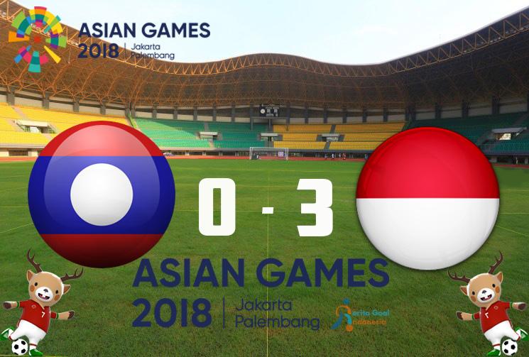 Timnas Indonesia U-23 Menang Telak atas Laos, Dengan Hasil 3-0 Dimenangkan Garuda Muda Indonesia