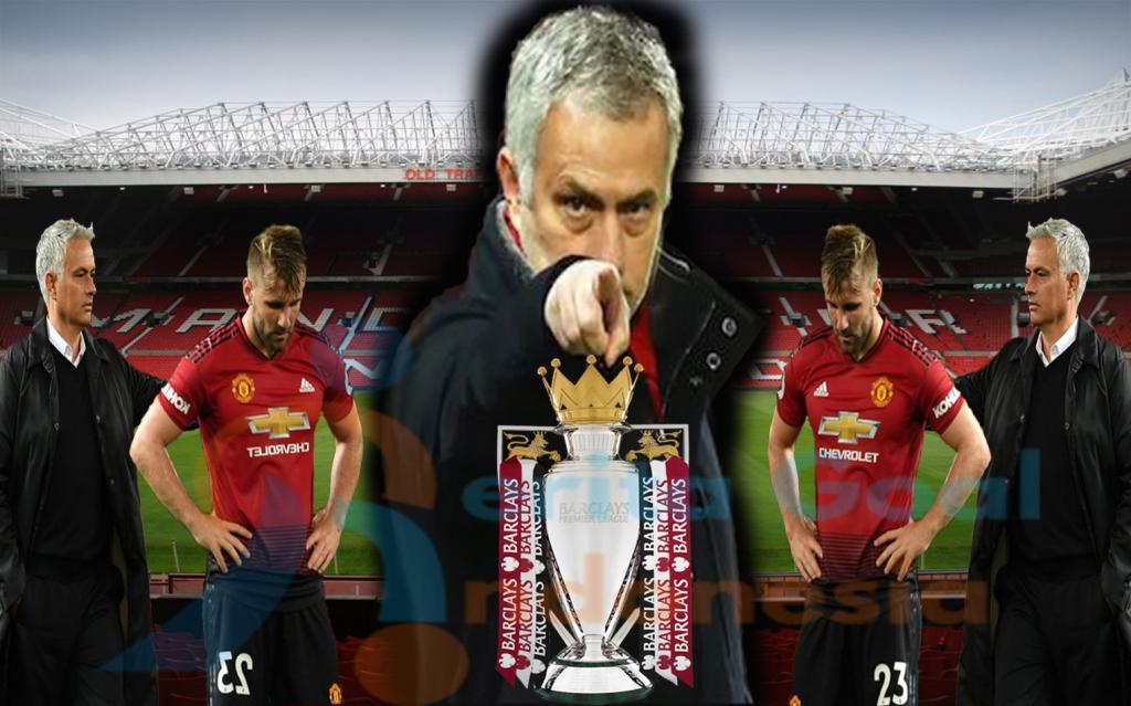 Liga Inggris, Pembuktian Mourinho Untuk Memenangkan Laga ke 4 MU