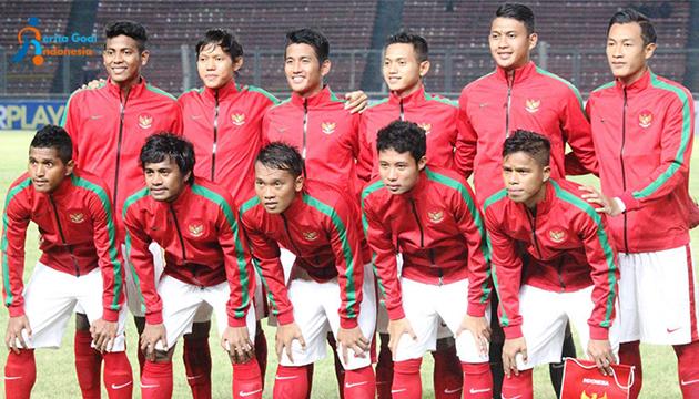 Timnas Indonesia U23 Merasakan Guncangan Gempa Lombok