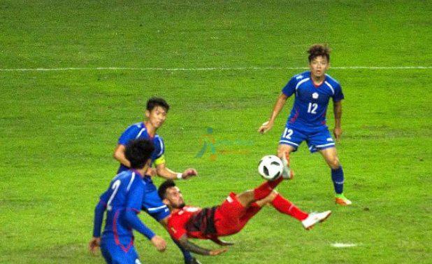 Timnas Indonesia U-23 Berhasil Menaklukan Taiwan 4-0