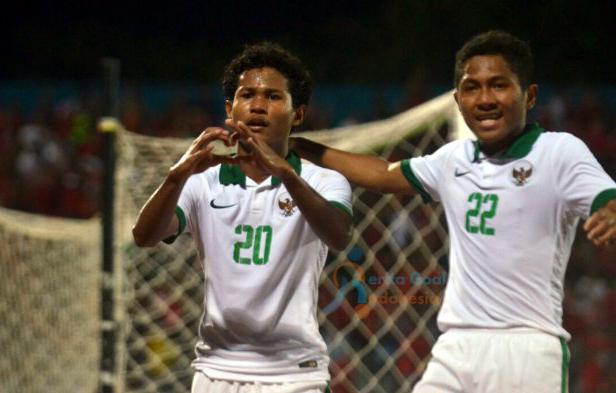 Head to Head Timnas Sepakbola Indonesia U-16 vs Vietnam di Piala AFF