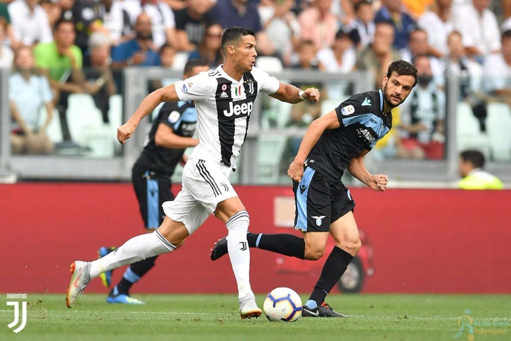 Serie A 2018/2019 : Juventus vs Lazio, Ronaldo