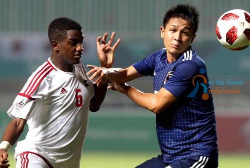 Kalahkan UEA, Jepang Masuk Final Sepakbola Asian Games 2018