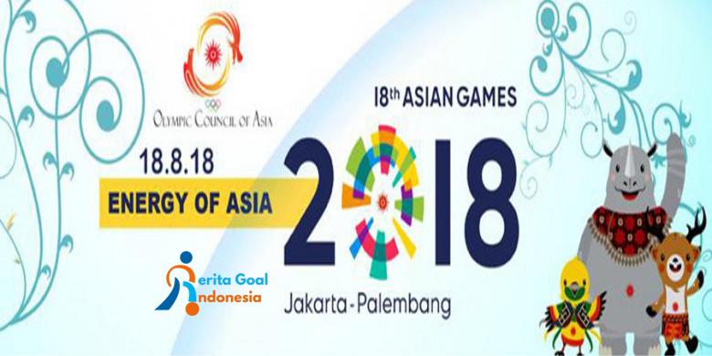 Booming Merchandise Asian Games 2018 di Indonesia