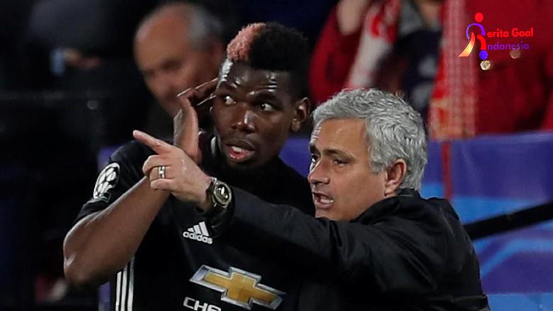 Paul Pogba Melontarkan Komentar Penuh Isyarat, Tanggapan Mourinho