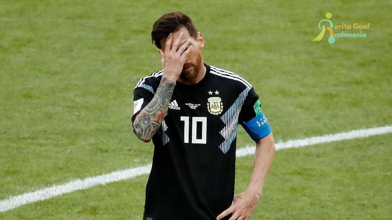 Lionel Messi Sementara Istirahat Dari Timnas Argentina