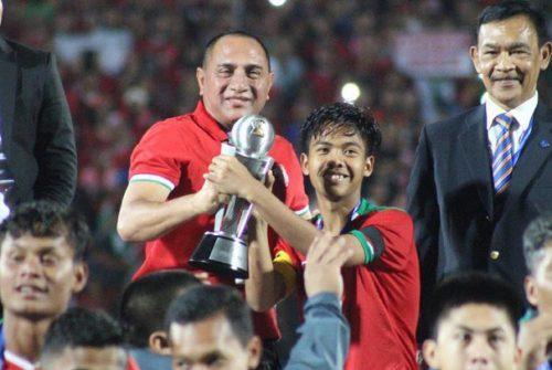 Piala AFF, Ketua PSSI Menjanjikan Bonus Untuk Timnas Indonesia U-16