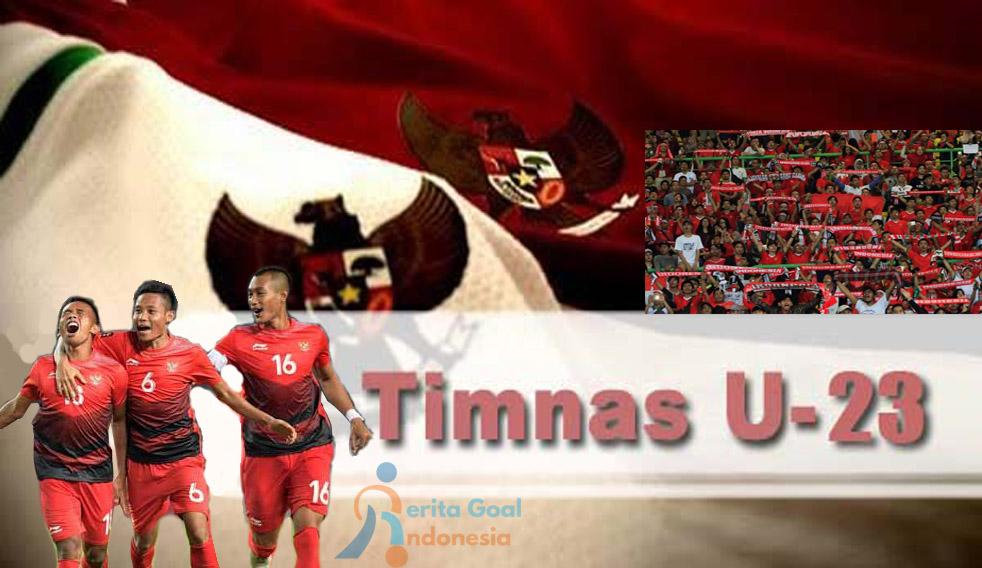 Antusiasme Pendukung Timnas Indonesia U-23 Lengkap Dengan Jadwal Pertandingan