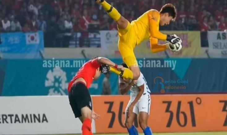 Korea selatan Takluk Ditangan Malaysia 2-1 pada Asian Games 2018