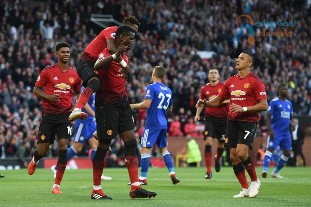 Kalahkan Leicester 2-1 Menjadi Awal Musim Yang Baik Bagi Manchester United