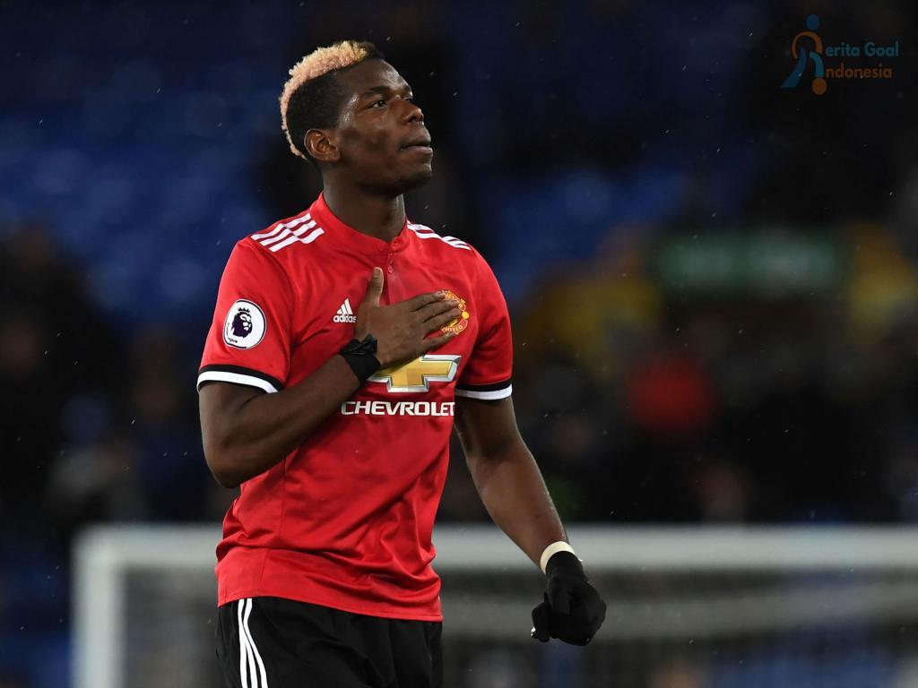 "Paul Pogba Dijuluki ""Monster"" Oleh Jose Mourinho"