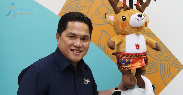 Erick Thohir Bicarakan 3 Masalah Tuan Rumah Asian Games