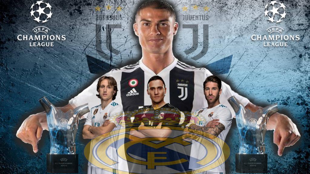 Penghargaan UEFA 2017/18 : Real Madrid, Ronaldo, Modric, Ramos, Navas