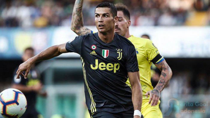 Debut Cristiano Ronaldo Di Serie A Bersama Juventus 1
