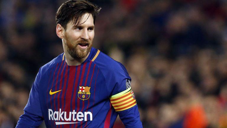 Messi Sekarang Menjadi Kapten di Barcelona