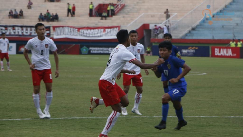 Memastikan Tiket di Final Piala AFF U-16
