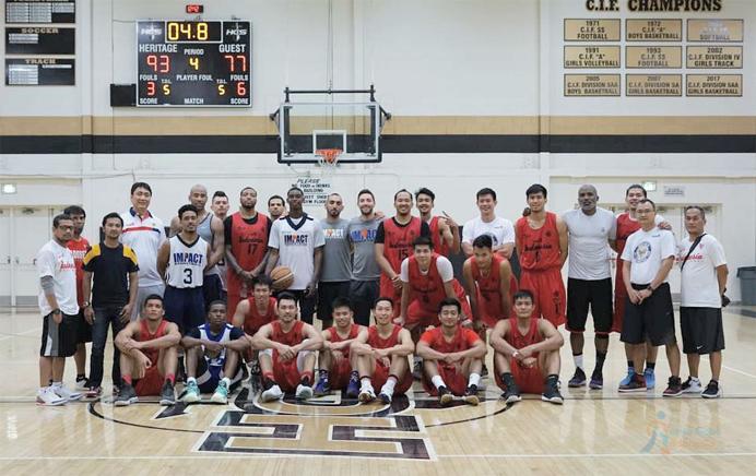 Timnas Basket Putra Indonesia 99% Sudah Siap Beraksi di Asian Games 2018