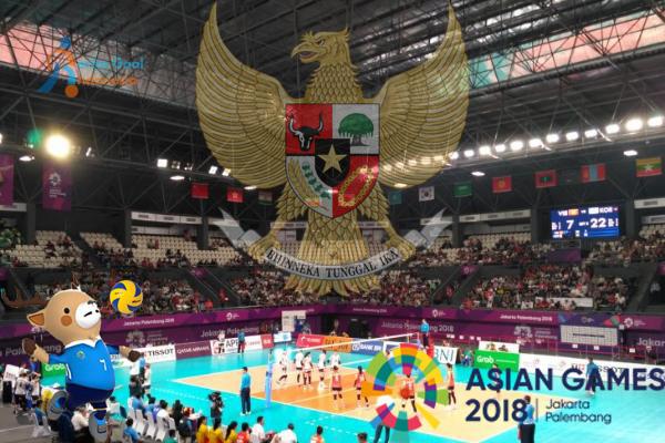 Memasuki Perempat Final, Timnas Bola Voli Putra Indonesia Menjamu Korsel