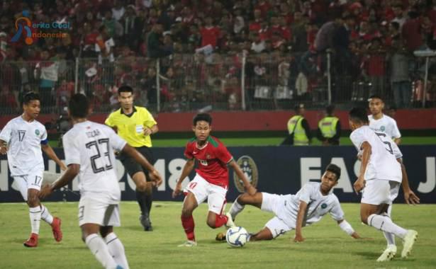 Timnas Indonesia U-16 Tetap Incar Kemenangan Untuk Laga Terakhir Bertemu Kamboja